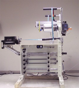 CTC International Automated Butt Splicer
