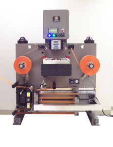 "Heat Seal Lap Splicer - ""Piggybacked"" Lap splicers - CTC International Automated Lap Splicer"