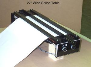 Splice Tables